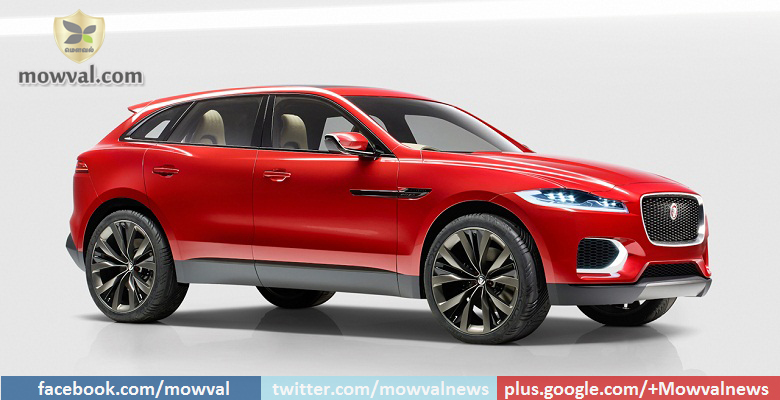Jaguar F-Pace SUV to be Launched In India at October 20 with Starting Price of Rs.68.4 lakh