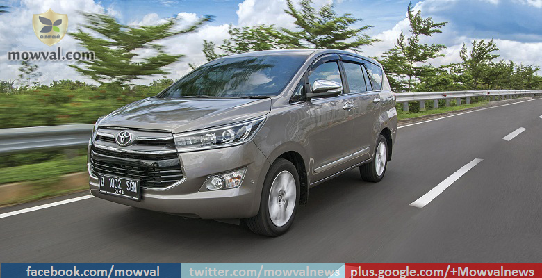 Toyota Innova Crysta Petrol Launched At Rs 13.72 Lakh