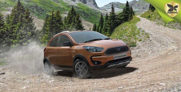 New Ford Freestyle India Launch Date Announced