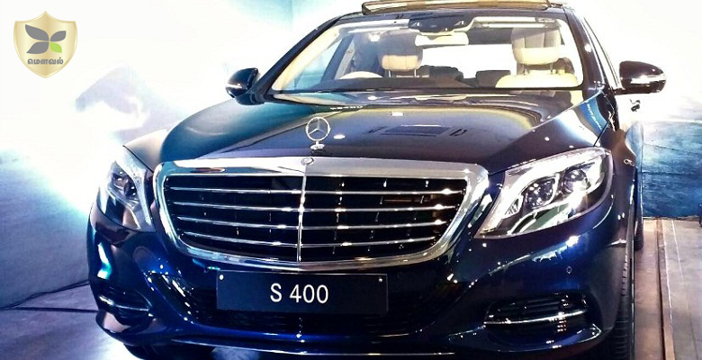 Mercedes-Benz S400 launched in India at Rs 1.28 crore