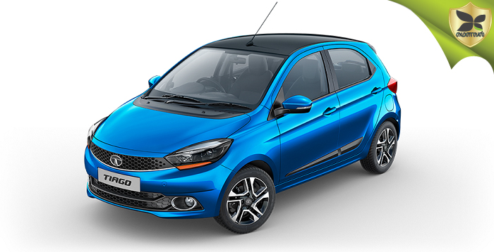 Tata Motors Launches New Top Of The Line Variant Of Tiago