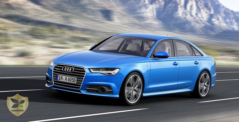 ஆகஸ்ட் 20 வருகிறது மேம்படுத்தப்பட்ட ஆடி A6 (Audi A6)