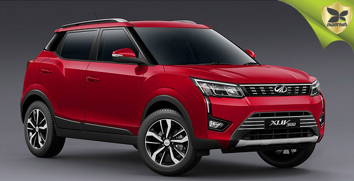 Mahindra XUV300 To Be Launched On February 14