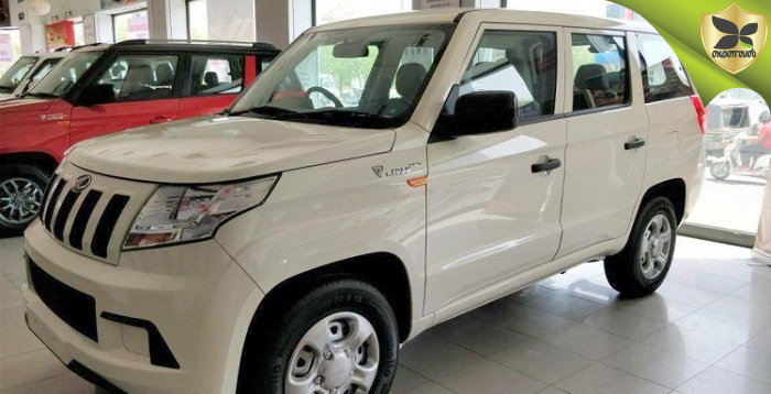 Mahindra TUV300 Plus Price Details Revealed