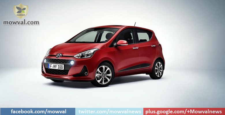 Hyundai Revealed The Grand i10 Facelift