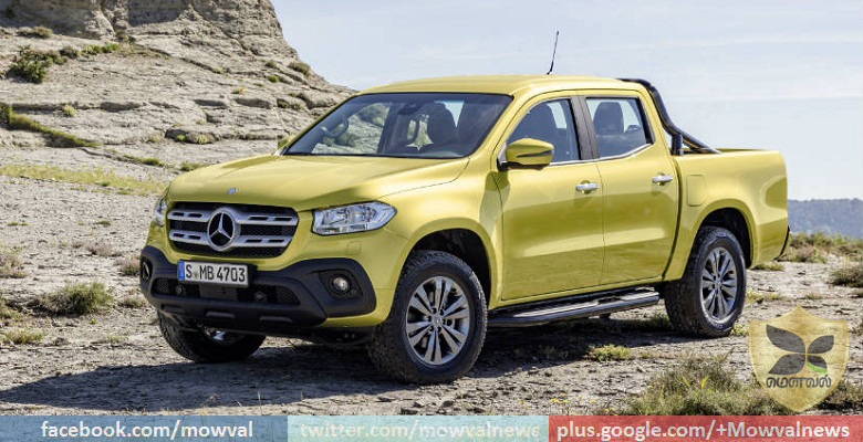 Mercedes-Benz X-Class Revealed in South Africa