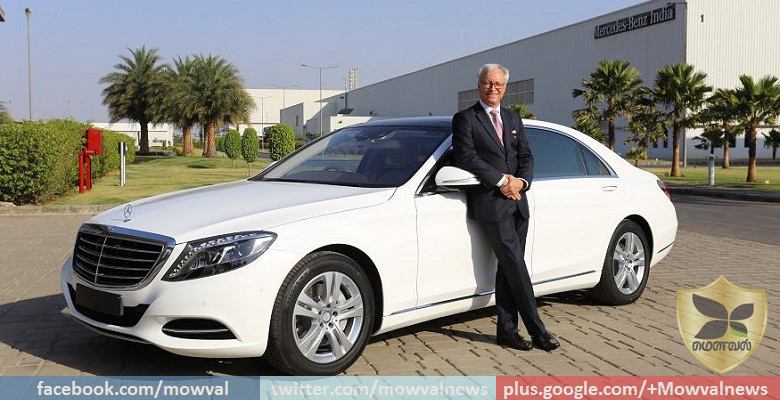 Mercedes-Benz S-Class Connoisseur Edition Launched At Rs 1.21 Crore