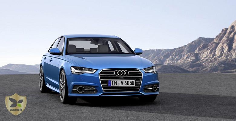 49.5 லட்சம் விலையில் வெளியிடப்பட்டது மேம்படுத்தப்பட்ட ஆடி A6 (Audi A6)