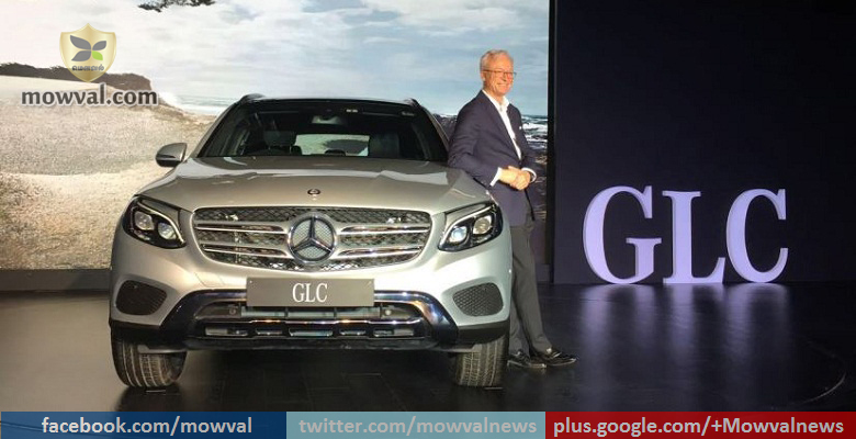 Mercedes-Benz GLC launched at Starting price of Rs 50.7 lakh