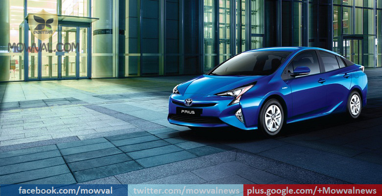 Toyota Launches All-New Prius At Rs 42.39 Lakh