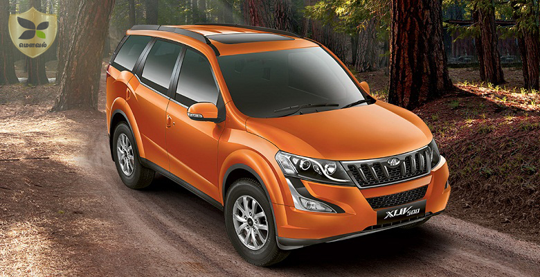 நவம்பர் 25 அன்று வெளியிடப்படும் மகிந்திரா - XUV 500 ஆட்டோமேடிக்