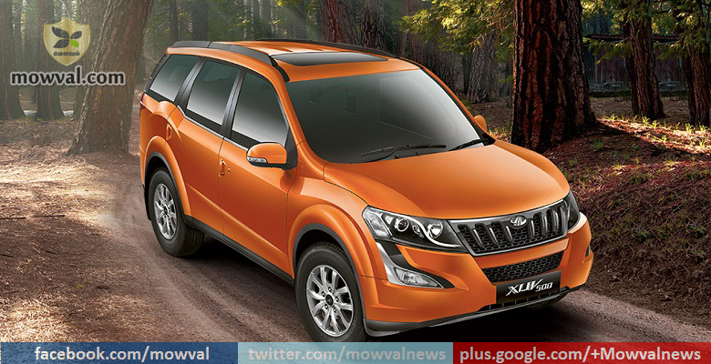 Mahindra XUV500 Automatic launched in New W6 variant