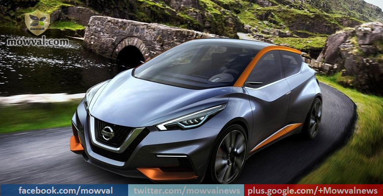 Nissan to unveil the 2017 Micra at the 2016 Paris Motor Show