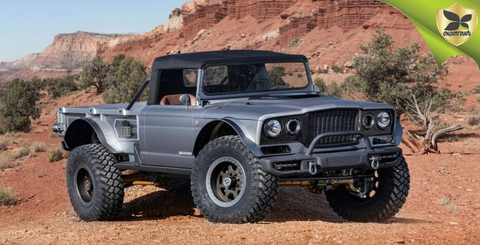 Jeep Concepts For The 53rd Easter Jeep Safari
