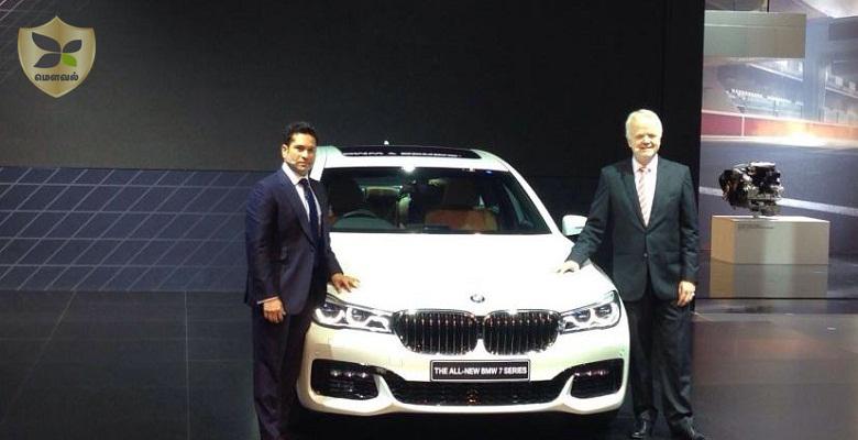 2016 டெல்லி வாகன கண்காட்சி: இந்தியாவில் வெளியிடப்பட்டது BMW 7 சீரீஸ், X1 மற்றும் X5 ஸ்பெஷல் எடிசன்