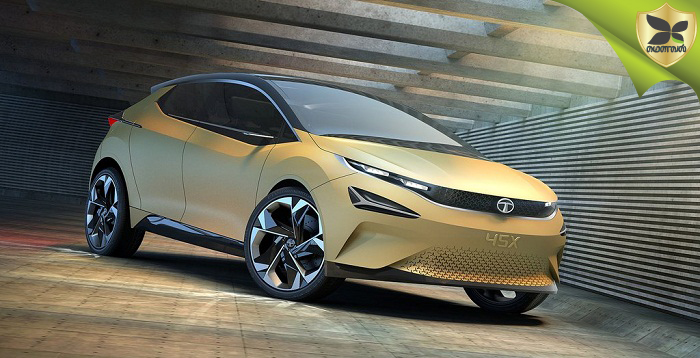 Tata 45X Premium Hatchback Concept To Be Launched In Mid Of This Year