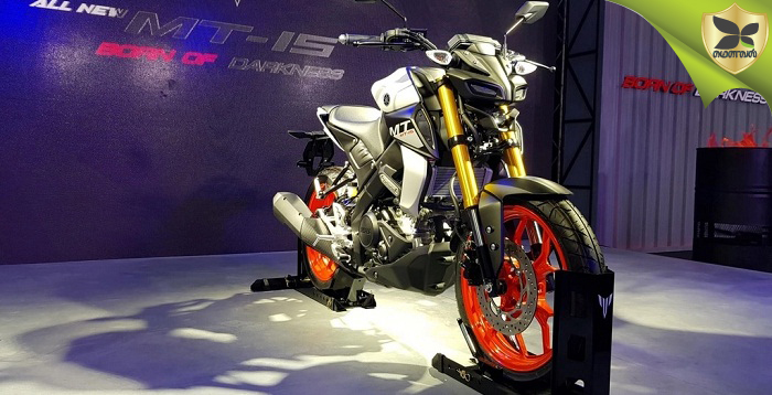 Yamaha MT-15 To Be Launched In India Soon