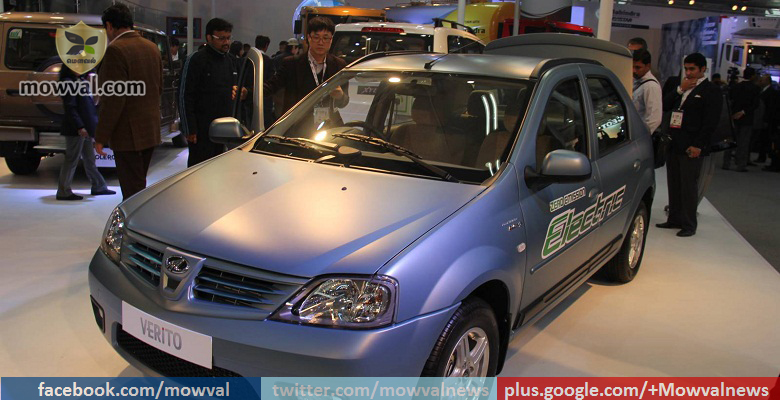 Mahindra to launch electric Verito on June 02