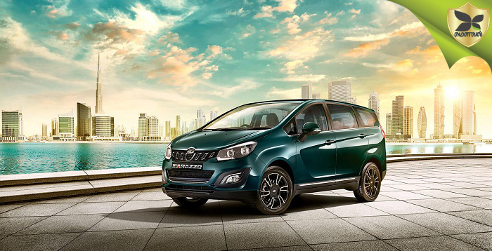 All-New Mahindra Marazzo launched In India at Rs 9.99 lakhs