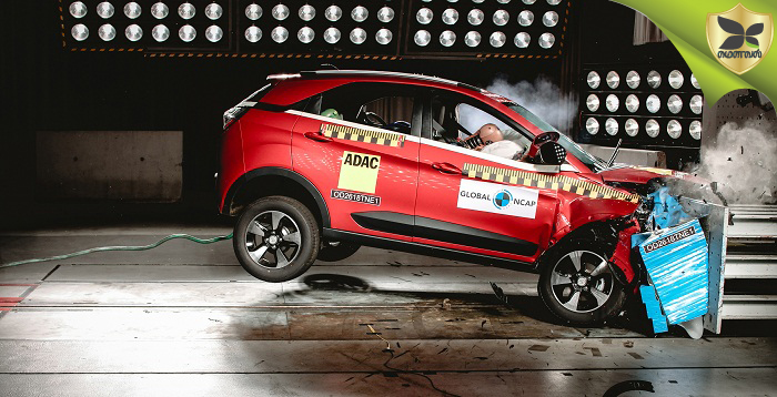 First Made In India Car Scores Five Star Rating In Global NCAP: Tata Nexon