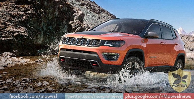 Jeep Compass Received 1000 Bookings