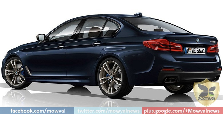 2017 bmw 5 series launched in india with starting price of rs lakhs mowval auto news. Black Bedroom Furniture Sets. Home Design Ideas