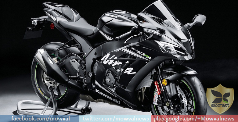 Kawasaki ZX-10RR Launched With Price Of Rs 21.90 Lakh