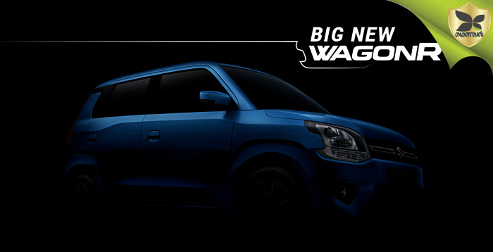 New-Gen Maruti Suzuki Wagon R To Be Launched Tomorrow