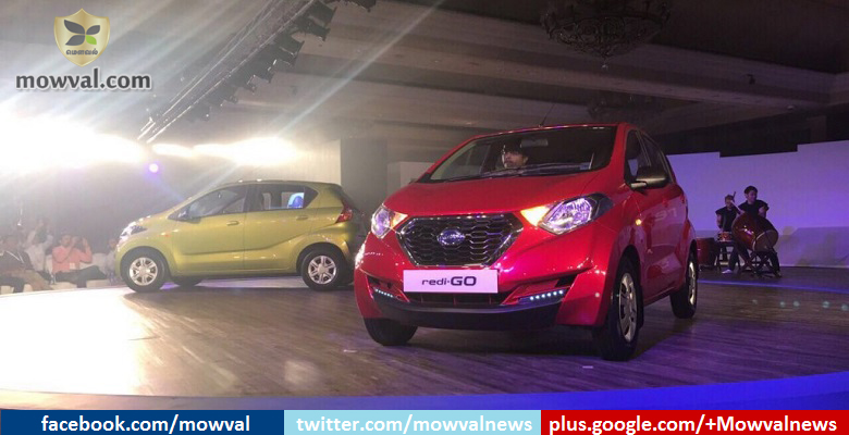 Datsun redi-GO makes global debut