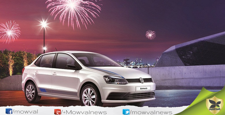 Volkswagen Launched Anniversary Edition Polo, Ameo And Vento