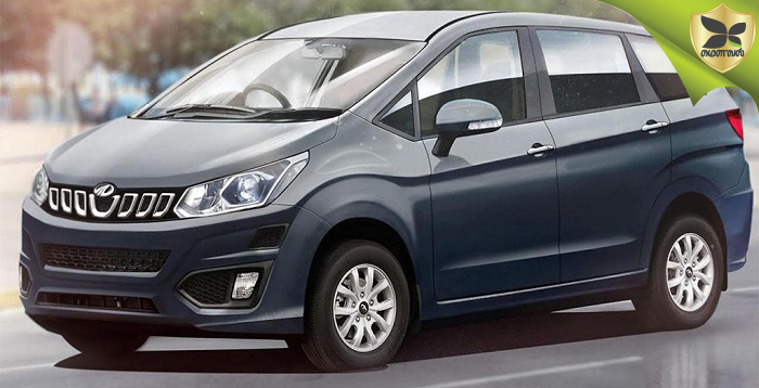 Mahindra To Reveal The Brand Name Of New MPV On July 31