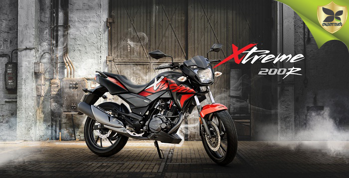 Hero MotoCorp Launched The Xtreme 200R At Rs 89,900