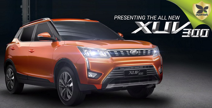 Mahindra XUV300 Un-Official Bookings Open