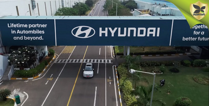 Hyundai QXi Compact SUV Teased First Time