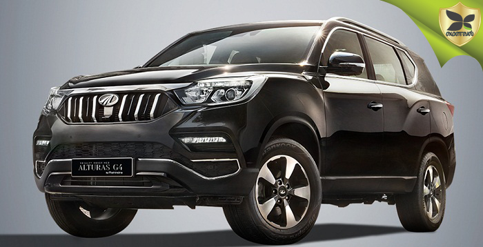 Some Key highlights Of Mahindra Alturas G4 Revealed Ahead Of Debut