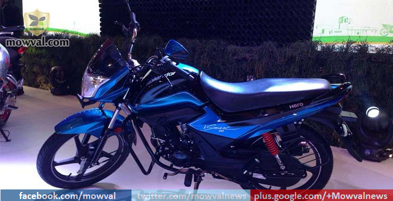 New Hero Splendor i-Smart 110 to be launched soon