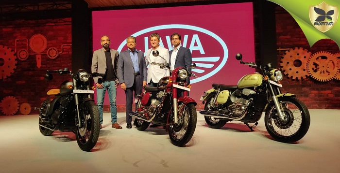 Jawa Motor Bikes Again Came To India: Three New Jawa Bikes Launched
