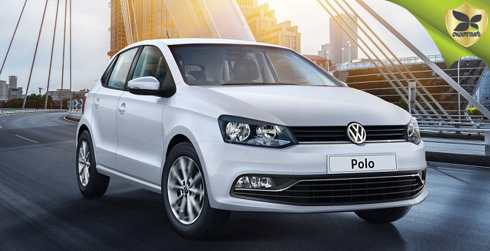 Volkswagen Polo Gets The New 1.0L Petrol Engine