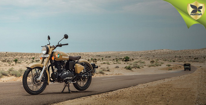 All New Royal Enfield Classic 350 Signals Edition With ABS Launched at Rs 1.62 lakhs