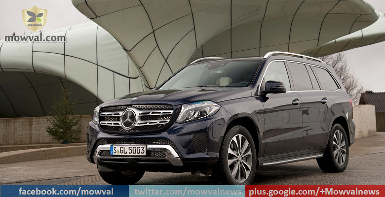 Mercedes-Benz GLS400 4MATIC Launched At Rs 82.90 Lakh