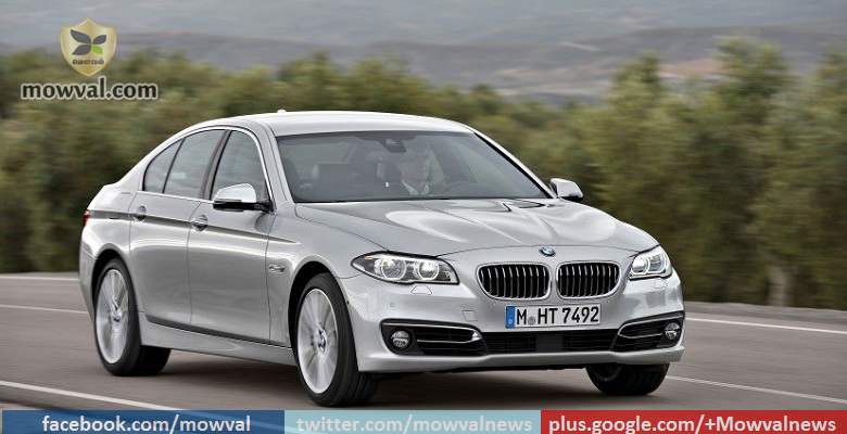 BMW 5 Series petrol variant launched at price of Rs 54 lakh