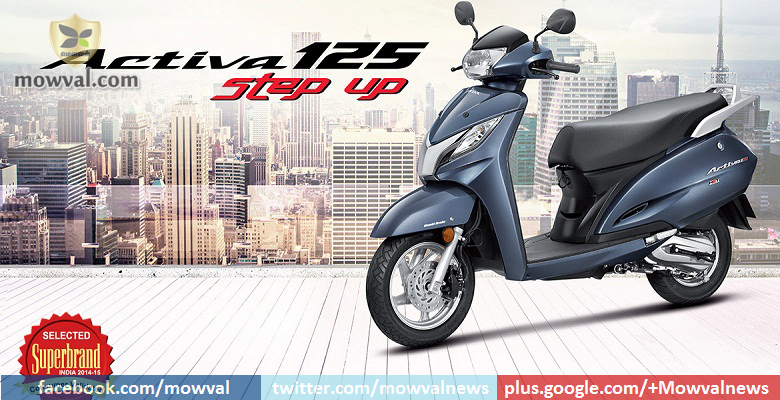 Honda Activa Becomes Best Selling Two-Wheeler For First half of 2016