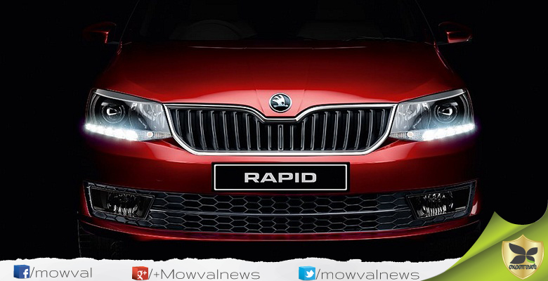 Skoda Rapid Monte Carlo And Octavia RS To Be Launcheed Soon