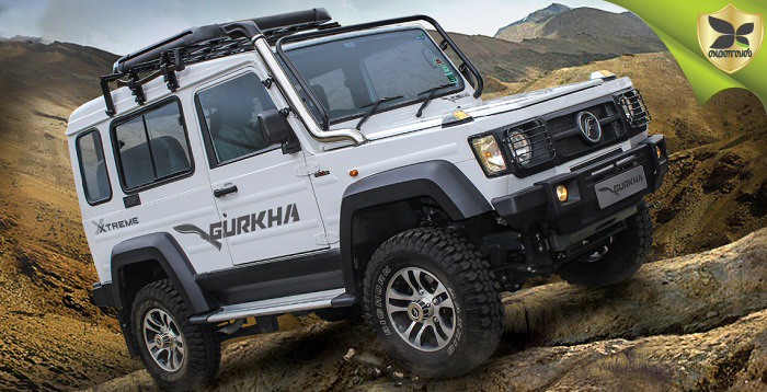 More Powerful Force Gurkha Xtreme Launched At Price Of Rs 12.99 lakh