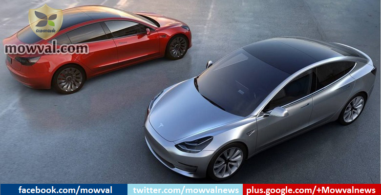 Tesla Model 3 Gets 2.7 Lakh Bookings