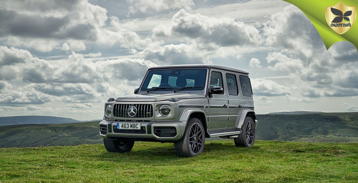 2018 Mercedes-Benz G-Class Launched In India At Rs 2.19 Crores