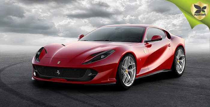 Ferrari 812 Superfast Launched In India