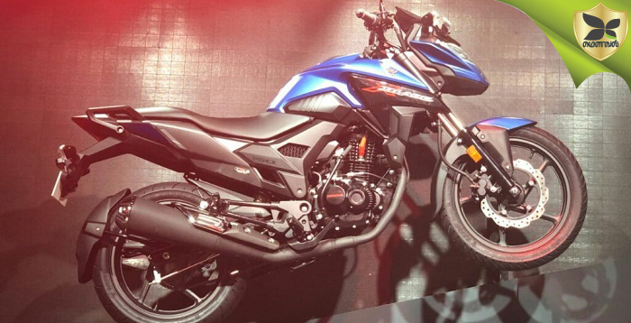 Honda X-Blade Bookings Open Officially