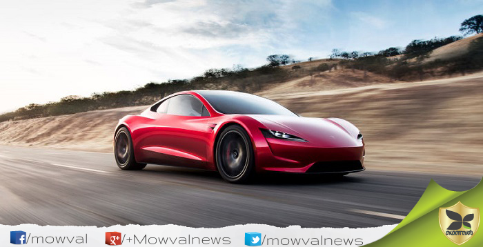 Worlds fastest accelerating vehicle: The Tesla Roadster Revealed
