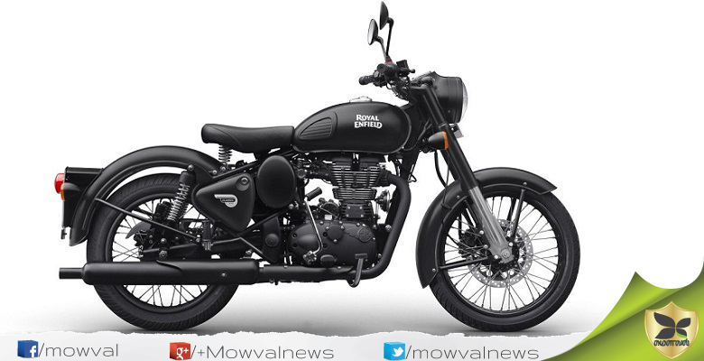 Royal Enfield Launched The Upgraded Two New Classic Variants